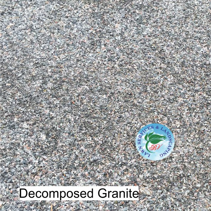 Decomposed Granite