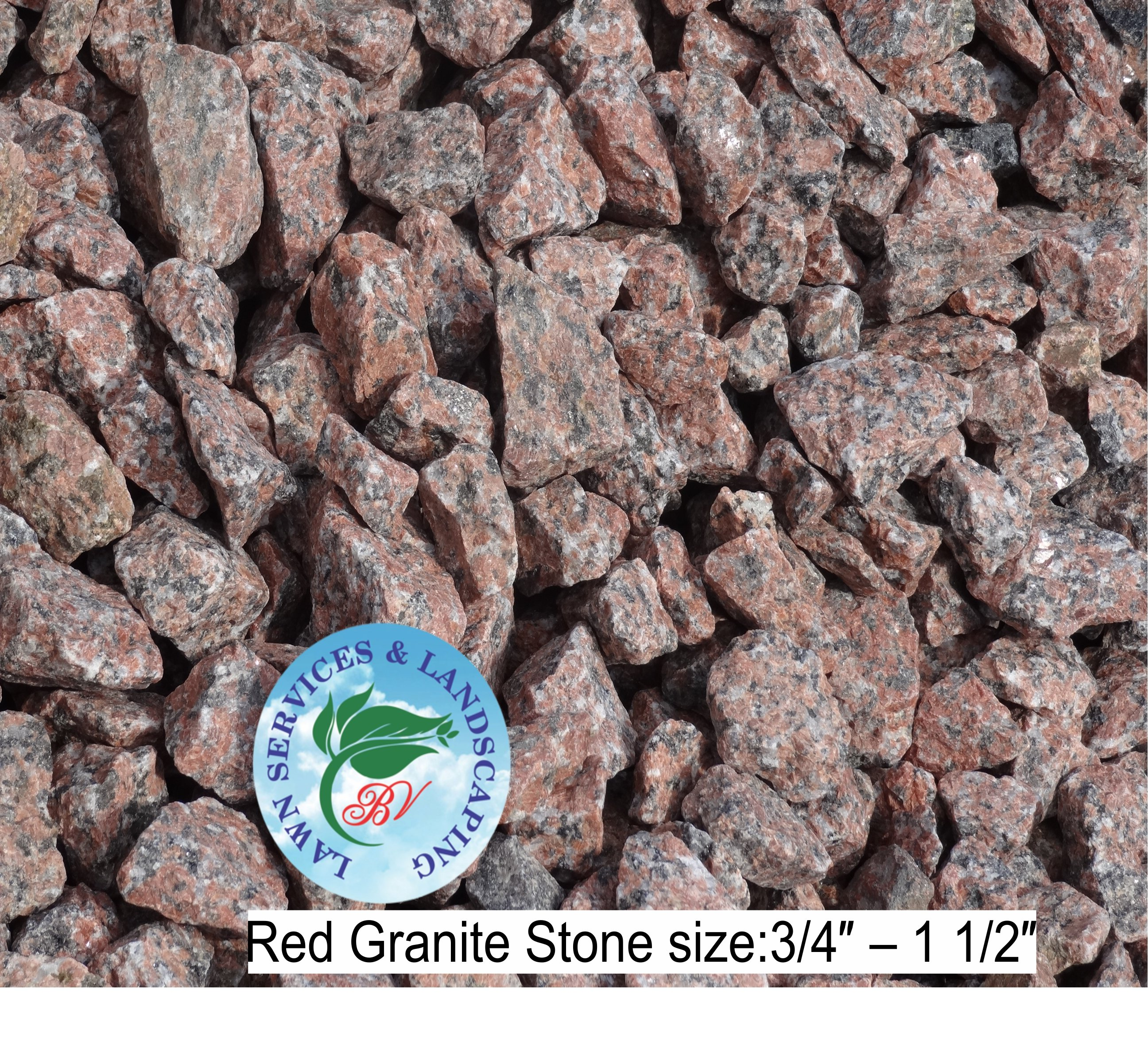 Red Granite Stone 2