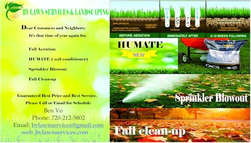 Spring Preparation –  Humate Soil Conditioner